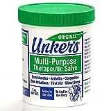 Unker's Therapeutic Rub 7 ounces