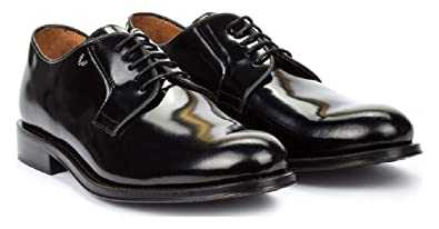 Martinelli, METROPOLITAN1115/1115-0080AYMBLACK, Blucher Acero de Hombre: Amazon.es: Zapatos y complementos