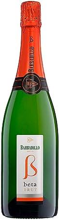 Beta Brut y Tío Pepe - Bodegas Barbadillo y Bodegas González Byass - 2 botellas de 750 ml