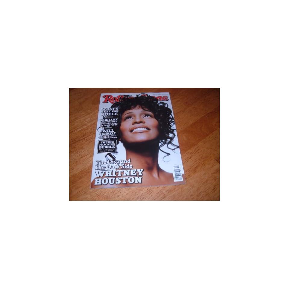 Rolling Stone Magazine (March 15, 2012) Whitney Houston Cover