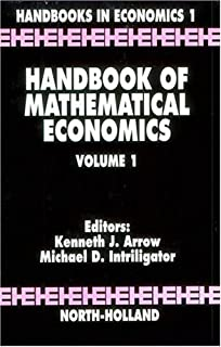 Handbook of Mathematical Economics. THREE VOLUME SET (Handbooks in economics) (Vols 1-3) (Vols 1-4)