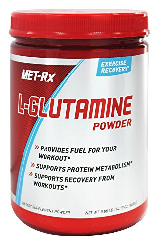 MET-Rx - L-Glutamine Powder - 400 Grams