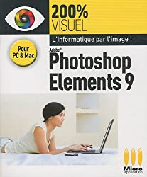 200%VISUEL£PHOTOSHOP ELEMENTS 9