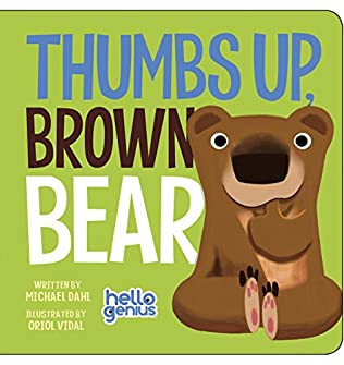 book cover of Thumbs Up, Brown Bear