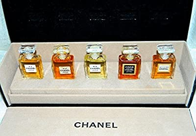 Chanel_wardrobe Fragrance Set