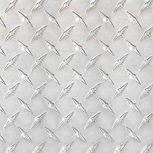 Amazon.com: Stillest Peel-N-Stick Aluminium Wall Tile, 12
