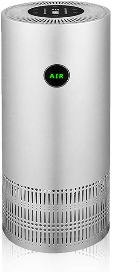 YHML Purificador de Aire PM 2.5 Detector para Habitaciones Grandes ...