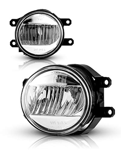 VENZA 2009-2012 TOYOTA OEM factory replacement Genuine lamp fog light-RIGHT