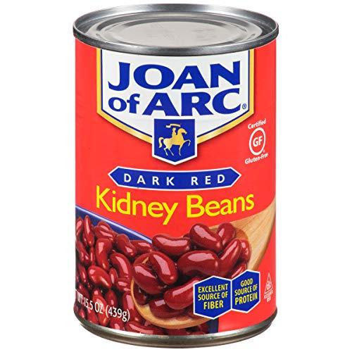 Joan of Arc Dark Red Kidney Beans, 15.5 Ounce (Pack of 12)