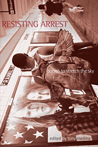 Resisting Under legal restraint poems to stretch the sky