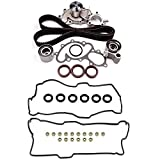 SCITOO Timing Belt Water Pump Kit Valve Cover Gasket Fits 3.4L Toyota 4Runner T100 Tacoma Tundra 5VZFE V6