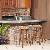 Furinno FG17629 Tioman Outdoor Hardwood Patio