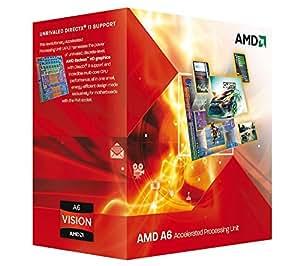 AMD A series A6-3600 - Procesador (AMD A6, Socket FM1 uPGA, PC, A6-3600, 32-bit, 64-bit, L2)
