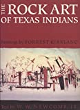 img - for The Rock Art of Texas Indians by Jr. Newcomb. W. W. (1966-05-03) book / textbook / text book