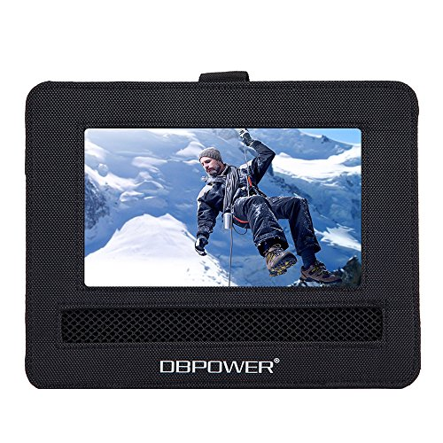 DBPOWER Car Headrest Mount for Swivel & Flip Style Portable DVD Player (10.5 inch)