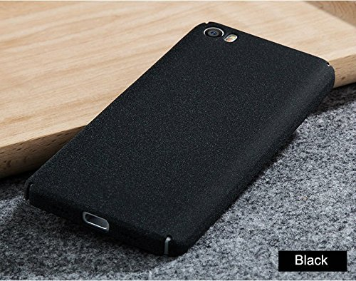 Tapfond-Mi5-quicksand-Best-Protective-Cover-For-Xiaomi-Mi5-Great-Fit-Round-Protection-Extra-Durable-Sleek-Design-Soft-Quicksand-Finish-Easy-Access-To-All-The-Functions-Camera-Of-Your-SmartphoneBlack
