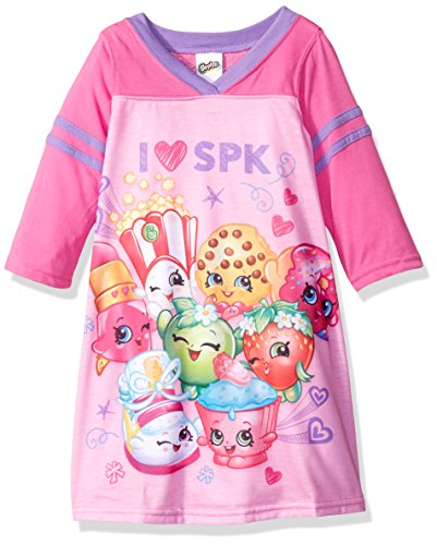 Shopkins Girls' Varsity Nightgown