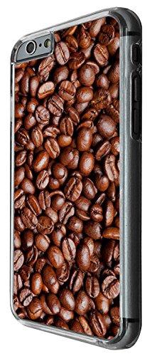 1296 - Cool Fun Trendy cute kwaii coffee coffee beans espresso latte americano cappachino Design iphone 5C Coque Fashion Trend Case Coque Protection Cover plastique et métal - Clear