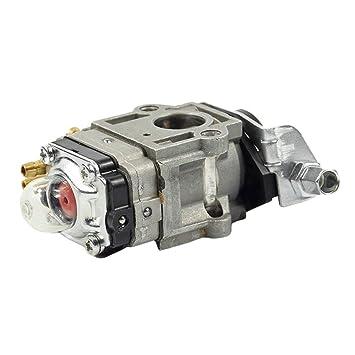 lexpon Carburador Carb piezas de repuesto para tu26 32 F 34 F 36 F Shin Daiwa T242 Cortacésped Cortasetos Desbrozadora (Sierra de cadena accessi resmas: ...