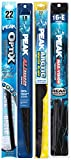 PEAK All Season Windshield Wiper Blade, 15-inch