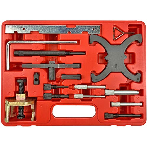 Best Q Petrol & Diesel Engine Locking Timing Tool Kit Ford Mazda by Best Q (Image #1)