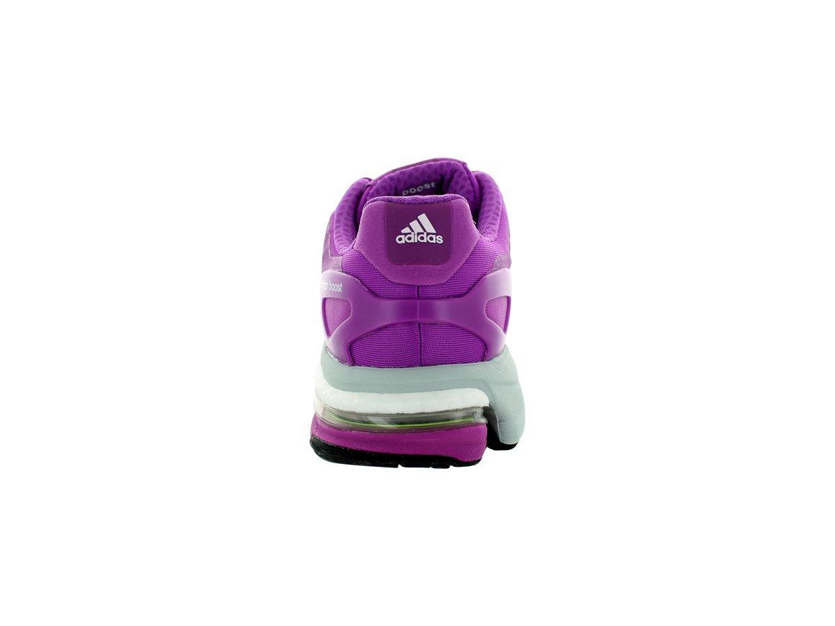 Zapatillas gris de running adidas Adistar rosa Boost ESM para ...