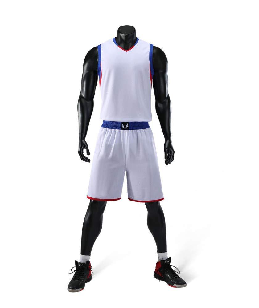 YOJDTD Jersey Basketball Kleidung Trainingsanzug Trainingsanzug Trainingsanzug Sport Anzug Row Jersey B07PPRHH67 Spieltrikots Praktisch und wirtschaftlich d96e33