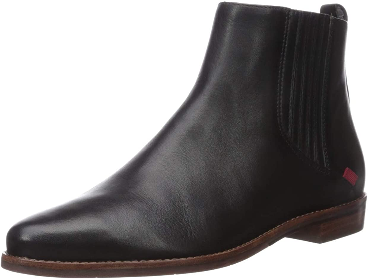 MARC JOSEPH NEW YORK Women's Leather Made in Brazil Luxury Ankle Boot