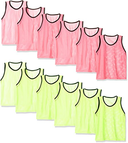 BlueDot-Trading-Youth-Scrimmage-Training-Vests-Multiple-Colors-and-Quantities