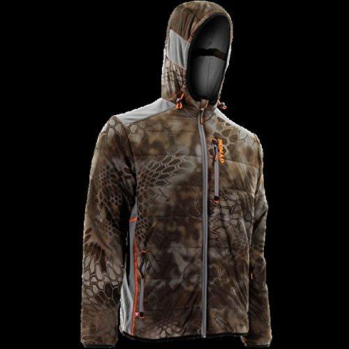 Nomad Dunn Primaloft Jacket, Kryptek Banshee, Small