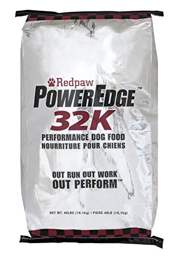 Redpaw Dog Food PowerEdge Dog Food, 32k Mix, 40-Pound