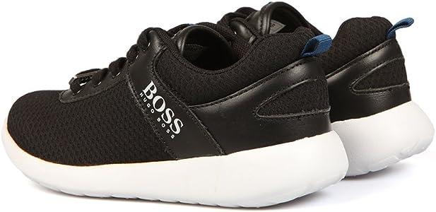 ebf2c608ad1 Hugo Boss - Zapatillas para niño Negro Negro. Hugo Boss - Zapatillas para  niño Negro Negro