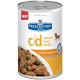 Hill's Prescription Diet c/d Canine Urinary Tract Health