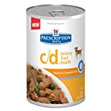 Cheap Hill's Prescription Diet c/d Urinary Tract Health Dog Food