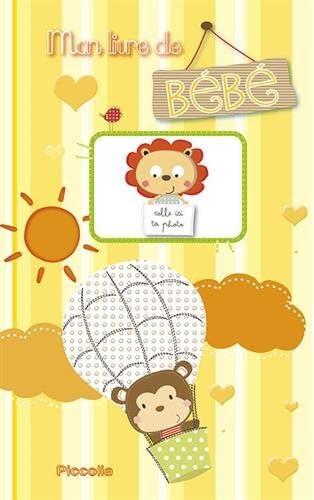 Mon livre de bébé