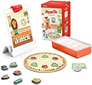 Osmo - Pizza Co. Starter Kit for iPad - Ages 5-12 - Communication Skills & Math iPad Base Incl