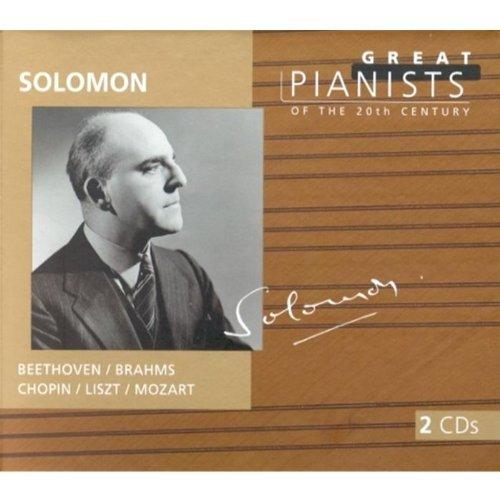 Solomon - Great Pianists of the Century