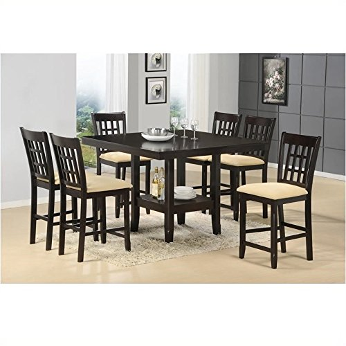 Hillsdale Tabacon 7-Piece Dining Set