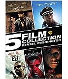 5 Film Collection Denzel Washington