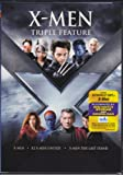 X-MEN TRIPLE FEATURE: X-MEN / X2 X-MEN UNITED / X-MEN THE LAST STAND (Includes ULTRAVIOLET COPY of X-Men)