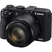 Canon PowerShot G3 X Digital Camera - Wi-Fi Enabled International Version (No warranty)