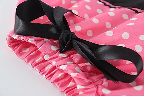 Mud Kingdom Little Girls Birthday Outfits I Am 3 Year Pink Unicorn 4T by Mud Kingdom (Image #6)