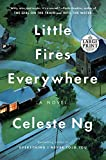 img - for Little Fires Everywhere (Random House Large Print) book / textbook / text book