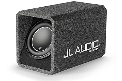 JL Audio HO110-W6v3 Ported H.O. Wedge™ enclosure with one 10