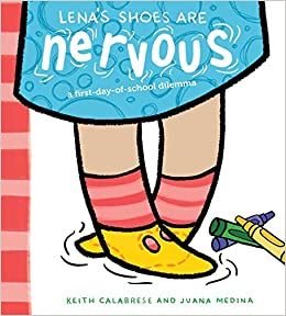 Image result for lena's shoes are nervous amazon