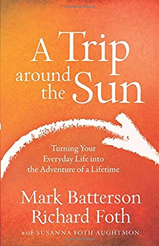 book cover of A Trip Around the Sun