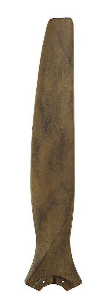 Fanimation B6720DF Spitfire Blade: 30 inch Carved Wood, Driftwood - 3