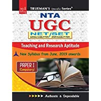 Trueman's UGC NET/SET General Paper - I