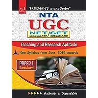 Trueman's UGC NET/SET General Paper I - Teaching & Research Aptitude 2019 Edition