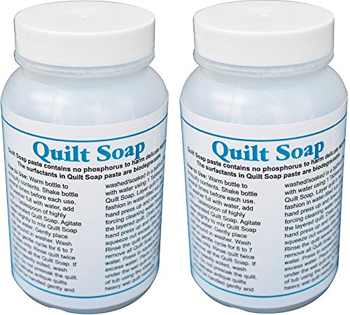 Quilt Soap-8 Ounce (2 Pack)